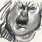 Self Portrait on Steroids #2 by WoolleyWorld