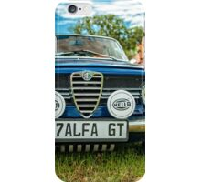 Farm Car - Alpha GT iPhone Case/Skin
