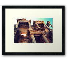 Ephesus - Home of Artemis Framed Print