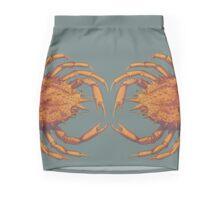 Crab Mini Skirt