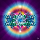 Sacred Geometry 13 by Endre