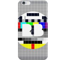 RB Test Pattern iPhone Case/Skin