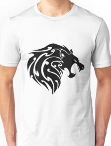 Head of tribal Lion Unisex T-Shirt