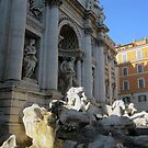Trevi Fountain 2 by Darrell-photos
