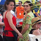 Street Festival on St. Clair Ave. by photobylorne