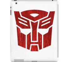 Autobots iPad Case/Skin