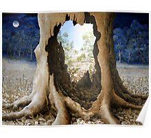'Promised' - Fantasy Landscape Poster