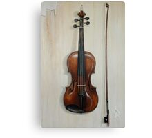 Violin 1  Canvas Print