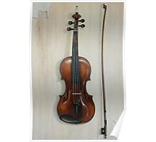 Violin 1  Poster