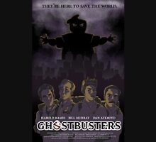 Ghostbusters - Poster Version Unisex T-Shirt