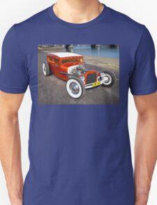 Matt's Retro Hot Rod Unisex T-Shirt