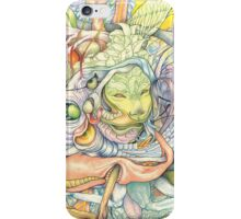 Compositions insect iPhone Case/Skin