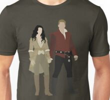 Snow White and her Prince Charming Unisex T-Shirt
