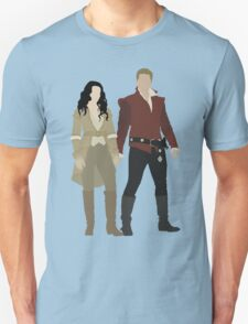 Snow White and her Prince Charming T-Shirt
