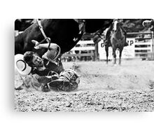 Rodeo 01.01.2011 Canvas Print