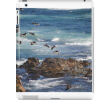 Flight of the Puffins iPad Case/Skin