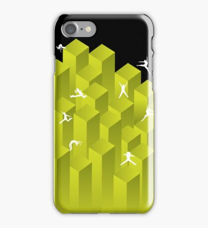 The Leap iPhone Case/Skin