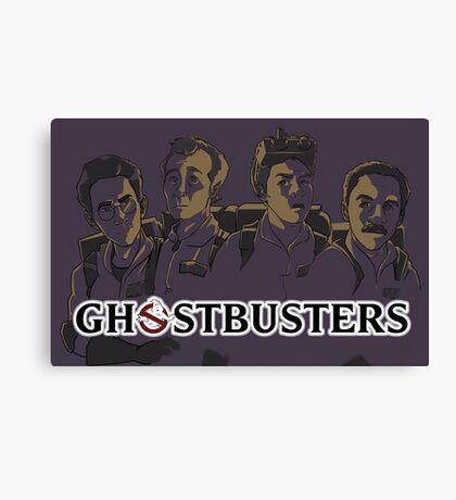 Ghostbusters - Singular Version Canvas Print