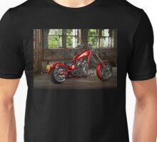 Joe Di Palma's Big Bear Chopper Unisex T-Shirt