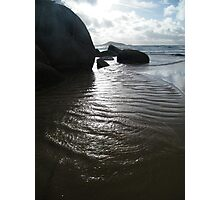 Trilobite Wave at Wilson's Promontory Photographic Print