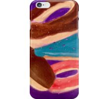 Will work for donuts iPhone Case/Skin