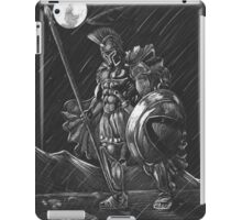 Lost comrades under the moon iPad Case/Skin