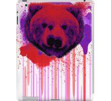 Psychedelic Bear iPad Case/Skin