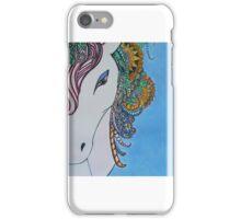 Tangle Horse iPhone Case/Skin