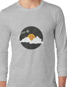 Sunburst Records Long Sleeve T-Shirt