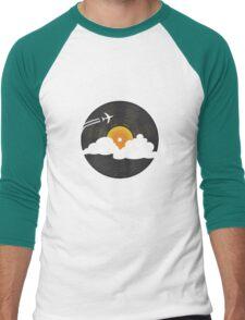 Sunburst Records Men's Baseball ¾ T-Shirt