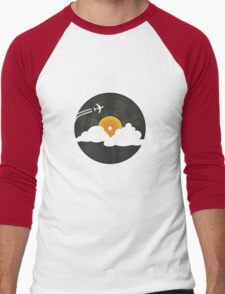Sunburst Records Men's Baseball ¾ T-Shirt