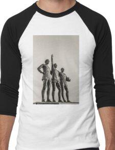 Manchester United Legends Men's Baseball ¾ T-Shirt