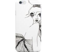 Damsel in Dior iPhone Case/Skin