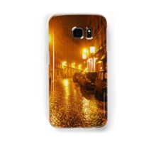 Paris Street in Rain Samsung Galaxy Case/Skin