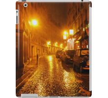 Paris Street in Rain iPad Case/Skin