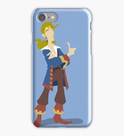 Guybrush Threepwood: Mighty Pirate (tm) 2.0 iPhone Case/Skin
