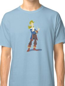 Guybrush Threepwood: Mighty Pirate (tm) 2.0 Classic T-Shirt