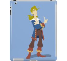 Guybrush Threepwood: Mighty Pirate (tm) 2.0 iPad Case/Skin