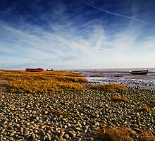 Lytham Beach by Peter Stone