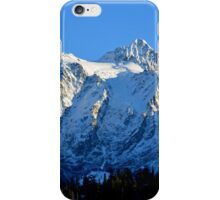 Another view of Mount Shuksan iPhone Case/Skin