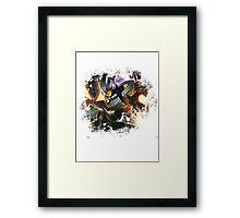 PROJECT: LEONA Framed Print
