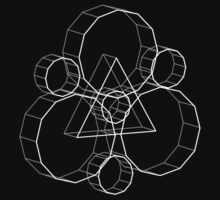Coheed's Keywork in 3D - Basic Kids Tee