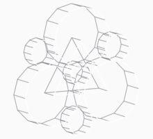 Coheed's Keywork in 3D - Basic One Piece - Long Sleeve