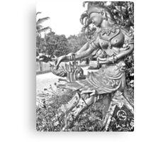 Thai Apsara ~ Mythical Nymph Canvas Print