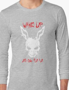 Wake Up Donnie Long Sleeve T-Shirt