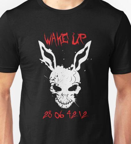 Wake Up Donnie Unisex T-Shirt