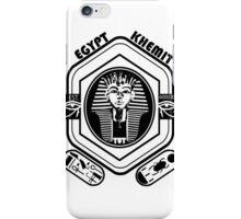 King Tut Club iPhone Case/Skin