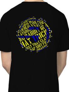 J5 - Concrete Schoolyard Classic T-Shirt