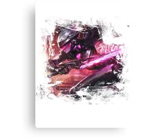 PROJECT: FIORA Canvas Print