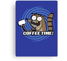 Coffee Time! Canvas Print